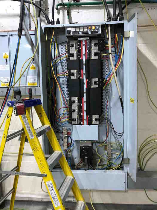 Commercial Electrical Maintenance