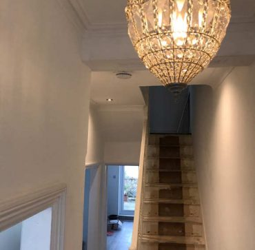 Domestic Lighting   5 Year NICEIC Guarantee   Southend