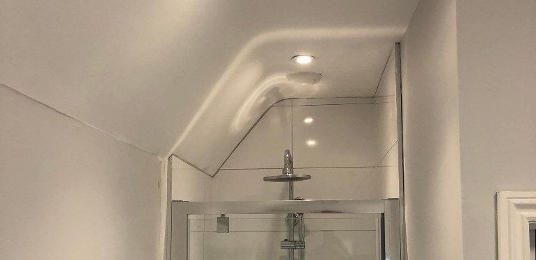 Bathroom Lighting & Fans Installation