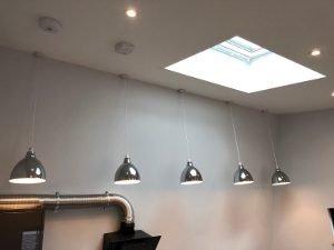 kitchen electrician hockley essex