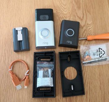 southend ring doorbell system installation