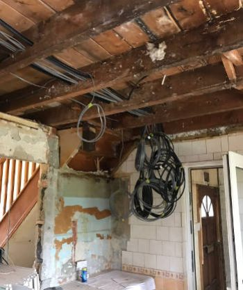 electrical rewire in canvey island