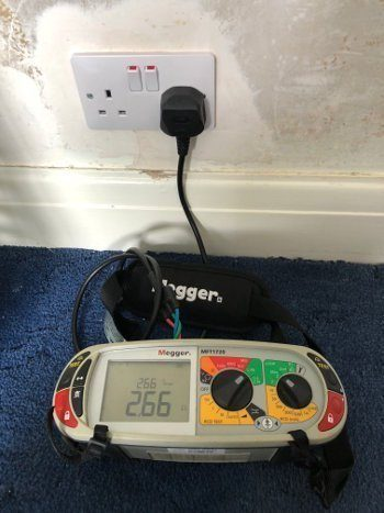 testing and inspection of electrical systems in billericay home