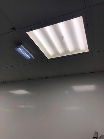 NEW BASILDON PRIMARY SCHOOL LIGHTING INSTALLATION