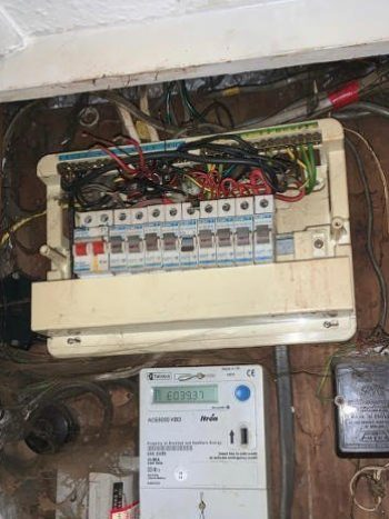 mountnessing electrician testing