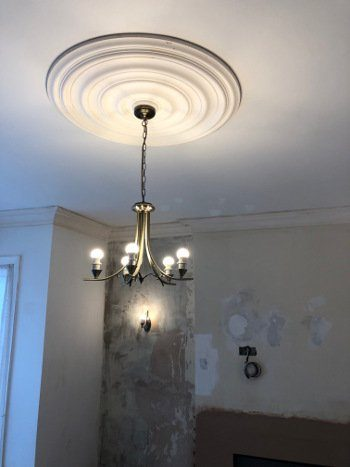 mountnessing lounge lighting install