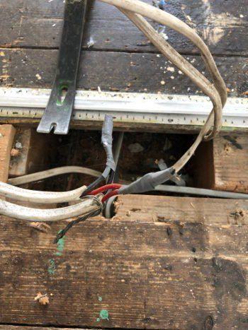 FAULT FINDING ELECTRICS HOUSE SHOEBURY SOUTHEND