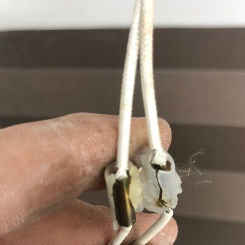 DAMAGED ELECTRICAL CONNECTOR HULLBRIDGE ESSEX