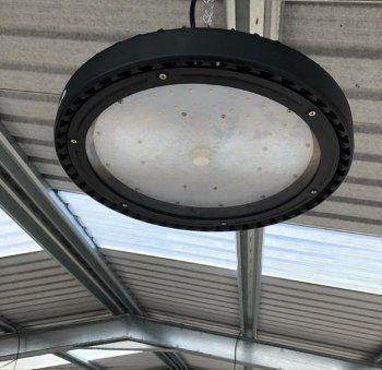warehouse ceiling lighting brentwood essex uk