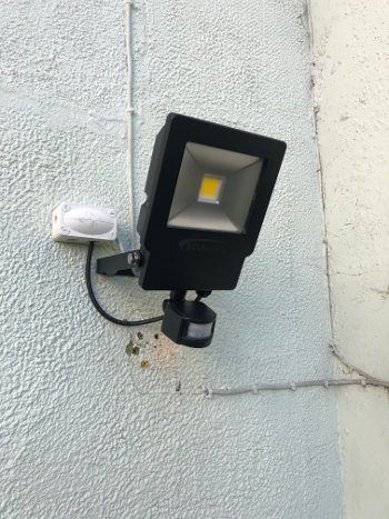 BENFLEET SECURITY LIGHTING INSTALLATION