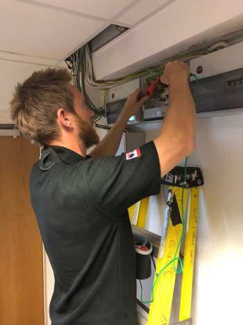 FUSEBOARD INSTALL ELECTRICIAN ESSEX