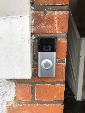 ring doorbell rayligh essex