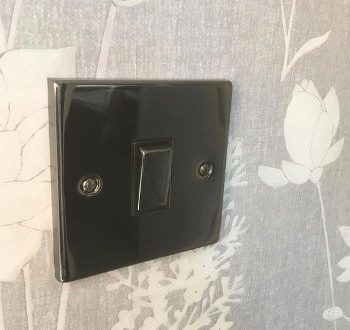 single light switch installed in billericay cm11