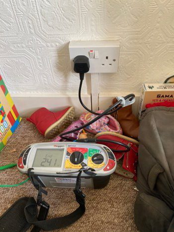 electrical safety check southend