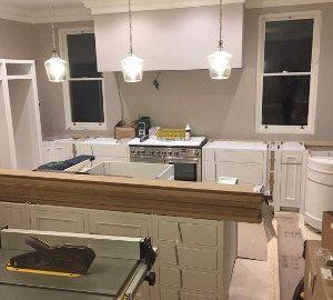 castle point electrical installation kitchen
